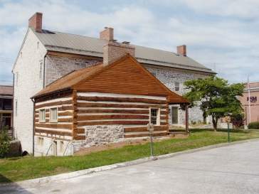 Fulton House Cabin as of 2012